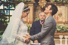 Las novias embarazadas lucen radiantes con vestidos de novia de @innovias