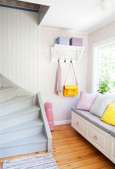 Dos ambientes y un color protagonista...Amarillo | Decorar tu casa es facilisimo.com