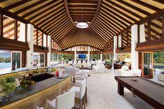 The Branson Estate - Moskito Island, Virgin Gorda - Excess Caribbean Virgin Gorda, British Virgin Islands, Hotels And Resorts, Caribbean, Pergola, Outdoor Structures, Architecture, Billionaire, Beach House