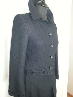 jacket and capri pants