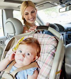 6 Dangerous Driving Mistakes New Moms Make
