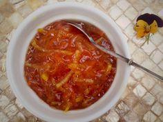 Carrot Marmalade with Citrus Peel & Orange Blossom Water via @pinterest.co.uk/MaryamSinaiee1
