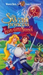 The Swan Princess: Escape from Castle Mountain  GET EXCITED  @Scout Schmitz @Ashley Fisher