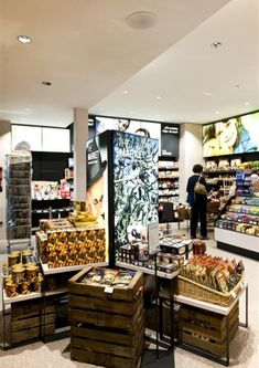 Organic Market, Marketing, Deco, Store, Fondant, Madrid, Display, Foods, Design