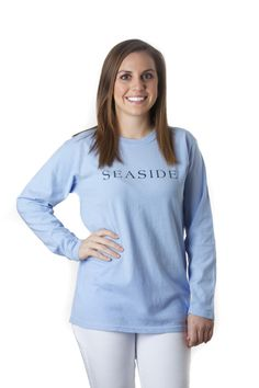 L/S LADIES NEWTOWN TEE - size small  http://store.theseasidestyle.com/browse.cfm/l-s-ladies-newtown-tee/4,507.html