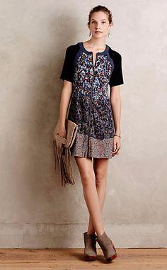 Inyo Dress #anthrofave
