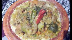 الكسكس المغربي بالتقلية من ألذ ما يكون من يد ست الحبايب 😍 Couscous, Vegetable Pizza, Quiche, Make It Yourself, Breakfast, Food, Morning Coffee, Essen, Quiches