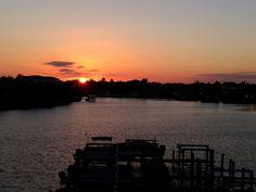 Sunset...Hickory Harbor Bonita Beach, Celestial, Sunset, Outdoor, Outdoors, Sunsets, Outdoor Games, The Great Outdoors, The Sunset
