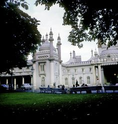 Brighton, The Indian Palace