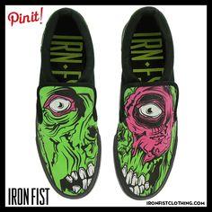 Iron Fist Pinterest Graphics $55 SIZE:9 ♡♥♡