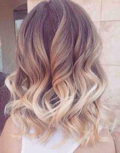 In love curlys & two toned big hair envy ❤️❤️❤️ #hair #beauty #hairstyles #love #blondie #girls