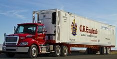 47 Best CR England trucks images in 2018   Trucks, Vehicles