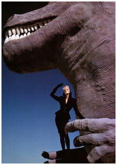 Elle September 1991 Thierry Mugler, Fall:Winter 1991 ads