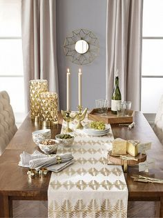 Check out Nate Berkus's collection at Target, filled with beautiful holiday pieces for your home.