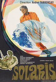 Solaris Poster, A psychologist is sent to a station orbiting a distant planet in order to discover what has caused the crew to go insane.