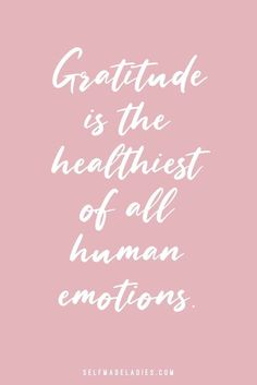 Thank You Quotes to Share When You're Grateful 10
