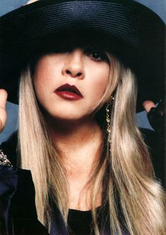 stevie nicks - saw her on stage in Napa Valley at the Mondavi Winery Concert