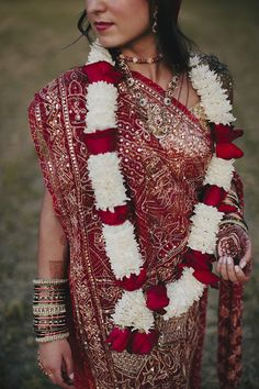 Spectacular Western and Hindu Wedding with Photography by Bryan