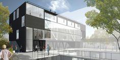 Galería - Ganadores Concurso Edificio Docente y de Investigación Escuela de Arquitectura UC - 27