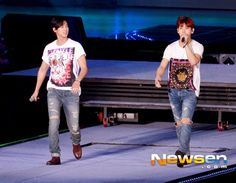 SMTown in Seoul performance(TVXQ)
