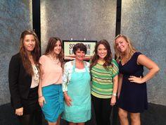Pam Nectar & Sonoran Living host Stephanie Sandoval!