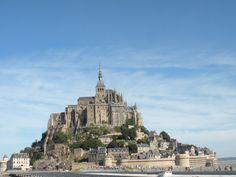 Mont St-Michel Francia