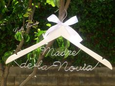 Percha personalizada Gifts Eventos.