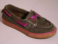 Carter's Boat Shoes {cute}