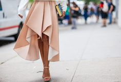Spotted this gorg Rodarte skirt at #NYFW, shop it right now in our boutique!
