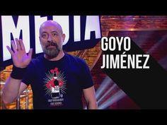 Goyo Jiménez: Ser joven es una cuestion de... actitud - El Club de la Comedia - YouTube