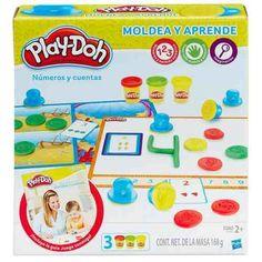 Conjunto Play-Doh Aprendendo os Números - Hasbro