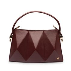 Check that cool Hexella Oxblood handbag by Warp on FashionHunters Fashion Labels, Fashion Bags, A Perfect Day, Oxblood, Mini Bag, Hunts, Wallet, Cool Stuff, Leather