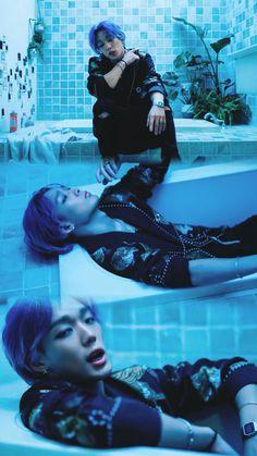 Killing me 🖤 Yg Ikon, Ikon Kpop, Btob, Ikon News, Rapper, Jung Joon Young, Ikon Member, Kim Jinhwan, Ikon Wallpaper