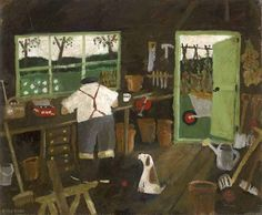 Dog Art Today: Brief Documentary of Gary Bunt Painter and Poet