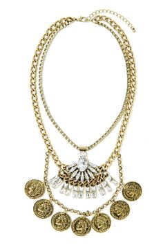 Coined It Necklace | Shop Accessories at Nasty Gal