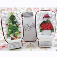 New Arrival Wafer Paper - Country Christmas Wafer Paper