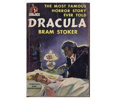 "flight-to-mars: "" Pocket Books, "" Dracula Book, Bram Stoker, Pocket Books, Horror Stories, Cover Art, First Love, Author, Culture, Vampires"