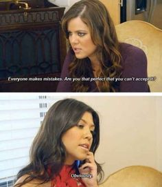 Those times when Kourtney was the most underrated Kardashian.