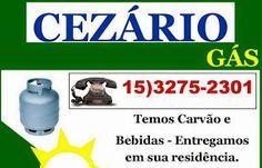 CESÁRIO GÁS E SERV FESTAS