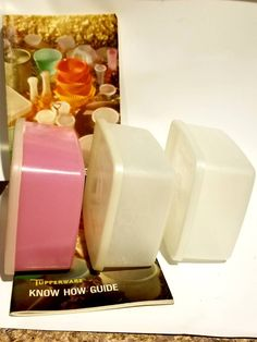 Tupperware Family Bottle Set 4-Pieces 263