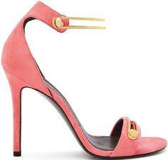 Stella Luna Stella Turnlock Ankle Strap Sandals
