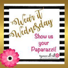 Want to add more Paparazzi to your collection ~ Join my group!  www.fb.com/groups/paparazziwithfaith
