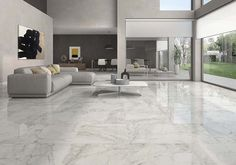 Image Result For Marble Flooring For Living Room