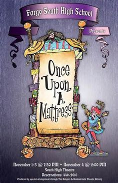 once upon a mattress poster. Once Upon A Mattress The Musical | Musicals/theatre Pinterest Mattress, Theatre And Broadway Posters Poster 2