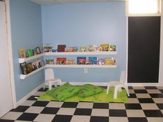 Cheap Playroom Storage Ideas | Playroom Storage Ideas That Are Educational and Creative with DIY ...