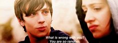 angus thongs and perfect snogging Tyler Johnson, Aaron Taylor Johnson, Movies Showing, Movies And Tv Shows, Angus Thongs And Perfect Snogging, Passion Lingerie, Dental, Tv Quotes, A 17