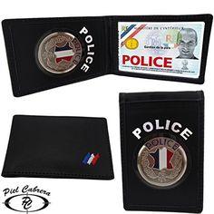 Porte Carte Cuir Police Nationale: Tweet Cuir VéPorte Carte Cuir Police Nationaleritable Fabrication spain fenêtre transparente pour la…