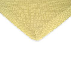 Carter's® Easy-Fit Printed Crib Sheet in Green Spots