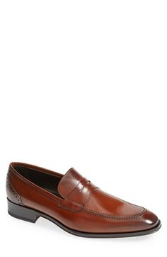 To Boot New York 'Moore' Penny Loafer (Men) available at #Nordstrom