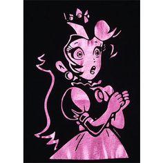 Princess Peach (Foil) - Nintendo Sheer Women's T-shirt - MyTeeSpot - Your T-shirt Store